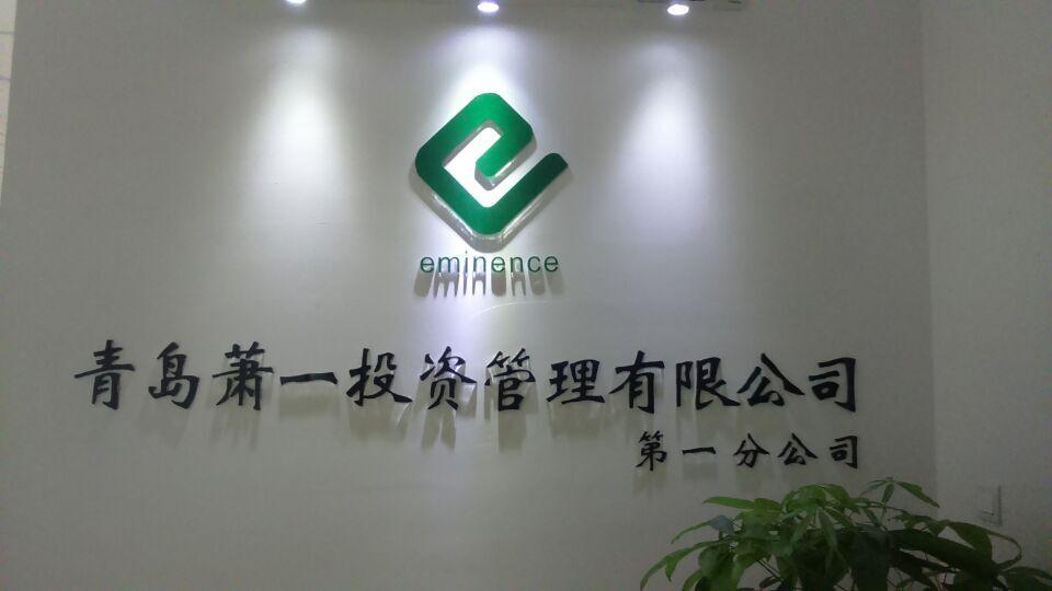 青岛萧一融信投资咨询有限公司招聘销售代表
